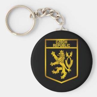 Llavero Emblema de la República Checa