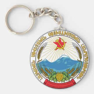 Llavero Emblema de la república socialista soviética