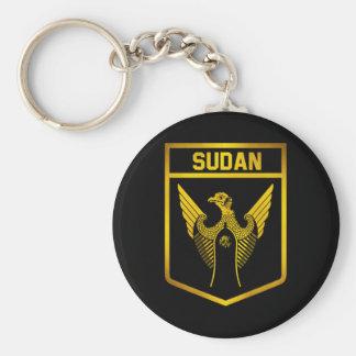 Llavero Emblema de Sudán
