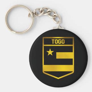 Llavero Emblema de Togo