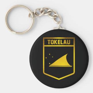 Llavero Emblema de Tokelau
