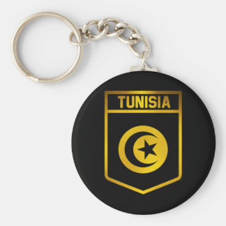 Llavero Emblema de Túnez