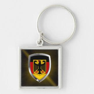 Llavero Emblema metálico de Alemania