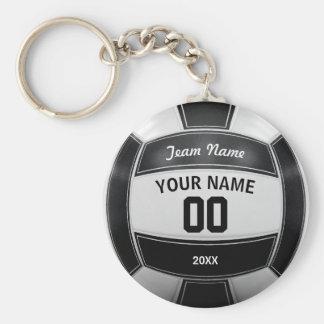 Llavero Equipo conocido del año del jugador de voleibol