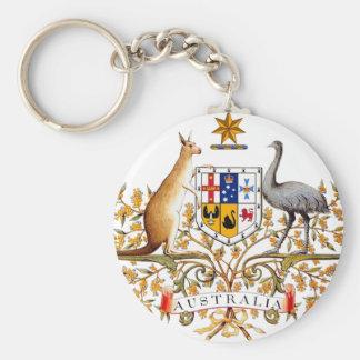 Llavero Escudo de armas de Australia