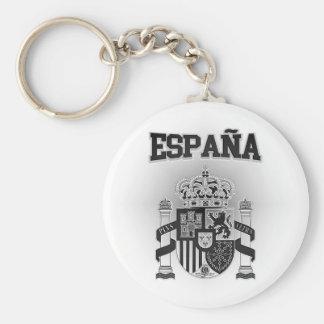 Llavero Escudo de armas de España
