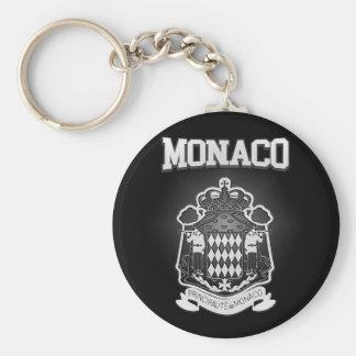 Llavero Escudo de armas de Mónaco