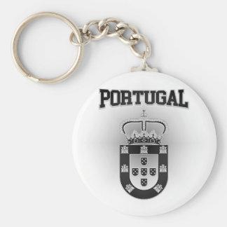 Llavero Escudo de armas de Portugal