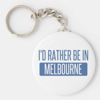 Llavero Estaría bastante en Melbourne