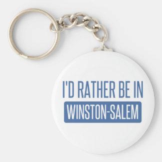 Llavero Estaría bastante en Winston-Salem
