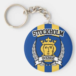 Llavero Estocolmo