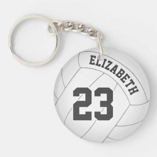 Llavero etiqueta de la mochila del nombre del equipo del