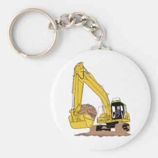 Llavero Excavador