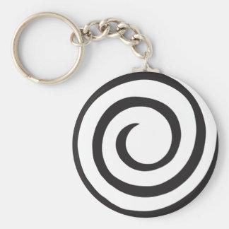 Llavero Extracto espiral