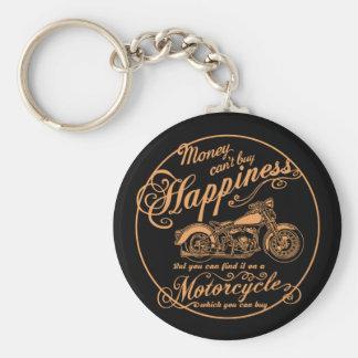 Llavero Felicidad - motocicleta