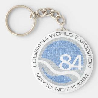 Llavero Feria de 84 mundos