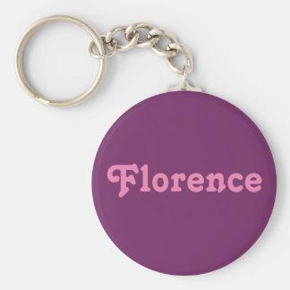 Llavero Florencia