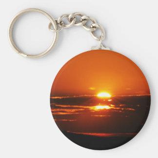 Llavero Foto de la salida del sol en Suráfrica