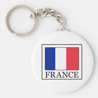 Llavero Francia