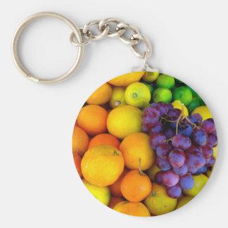 Llavero Fruta