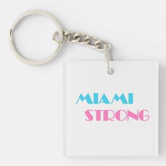 Llavero fuerte de Miami