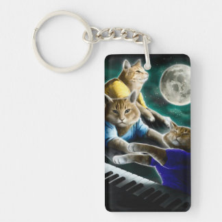 Llavero gato del teclado - música del gato - memes del