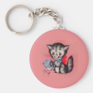 Llavero gato dulce del gatito