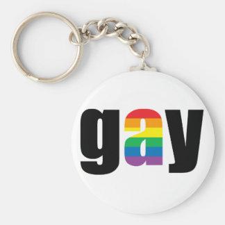 Llavero gay