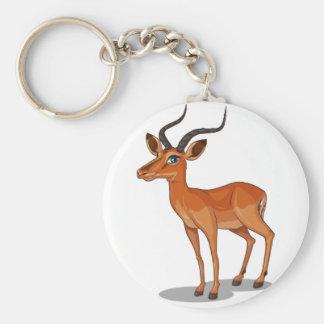 Llavero Gazelle