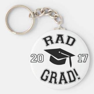 Llavero Graduado 2017 del Rad