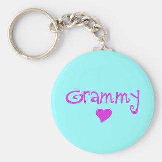 Llavero Grammy con el corazón