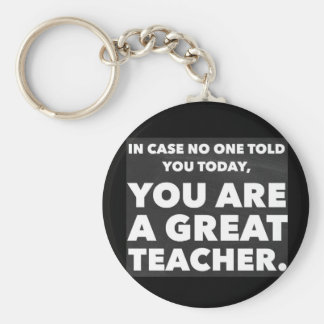 Llavero Gran profesor