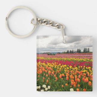 Llavero Granja del tulipán