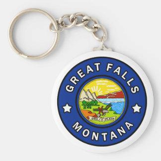 Llavero Great Falls Montana