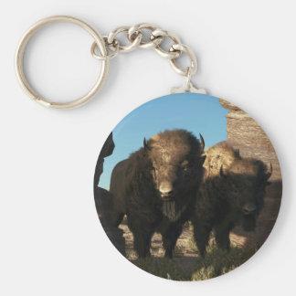Llavero Guardia del búfalo