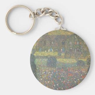 Llavero Gustavo Klimt - casa de campo por el arte de