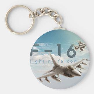 Llavero Halcón que lucha F-16