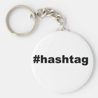 Llavero hashtag YO