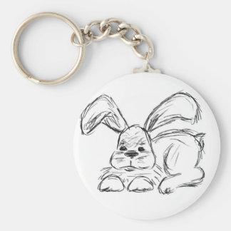 Llavero Hip Hop, un conejo de conejito