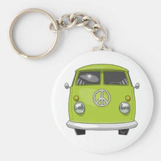Llavero Hippie 1960 Van