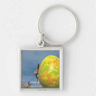 Llavero Huevo de Pascua - 3D rinden