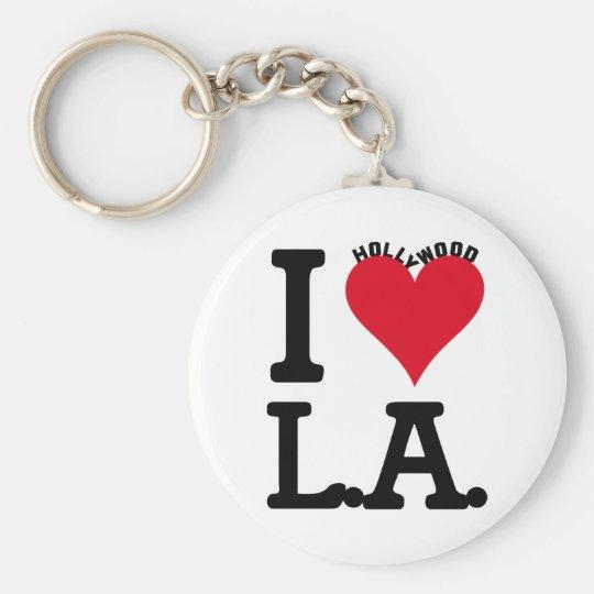 LLAVERO I LOVE LOS ANGELES