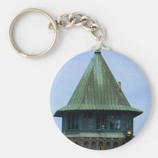 Llavero Iconos de Folsom: Torre de oficial de prisiones de