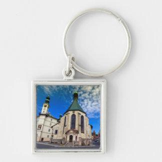 Llavero Iglesia de St. Catherine, Banska Stiavnica,