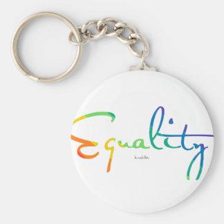 Llavero Igualdad