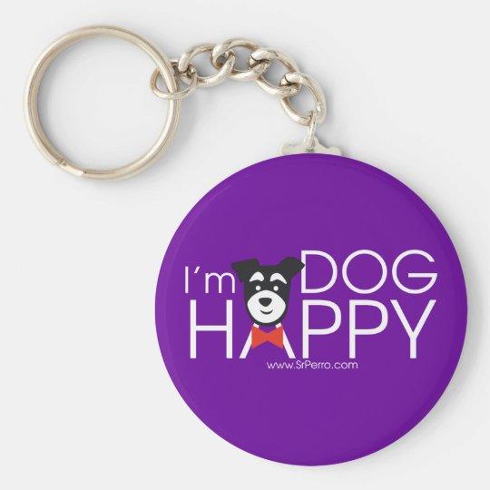 Llavero I'm Dog Happy