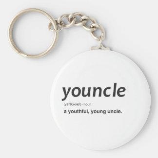 Llavero Impresión divertida de la definición de Youncle