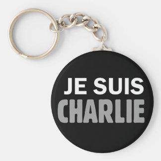 Llavero Je Suis Charlie