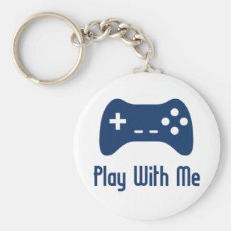 Llavero Juego conmigo videojuego