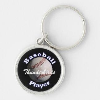Llavero Jugador de béisbol